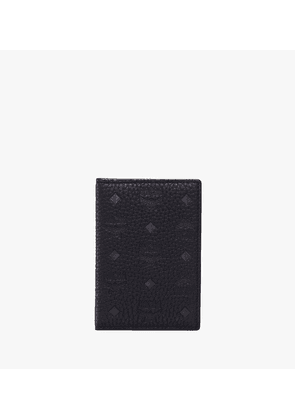 Two-fold Wallet In Tivitat Leather