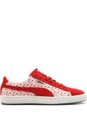 Puma Suede Classic x Hello Kitty sneakers - Red