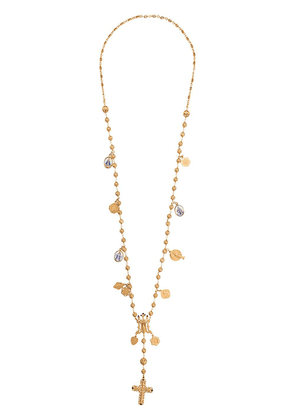 Dolce & Gabbana Holy charm necklace - Gold