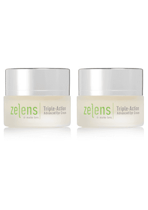 Zelens - Triple Action Advanced Eye Cream Duo, 2 X 15ml - one size