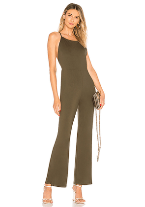 About Us Joie Jumpsuit in Olive. Size L.