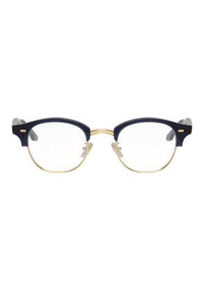 Cutler And Gross Navy 1333-04 Glasses