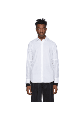 Ann Demeulemeester White Journey Shirt