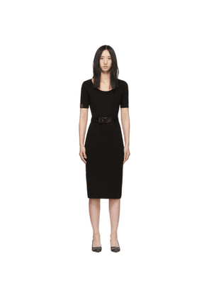 Fendi Black Forever Fendi Dress