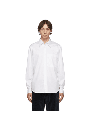 Tibi SSENSE Exclusive White Tech Shirt