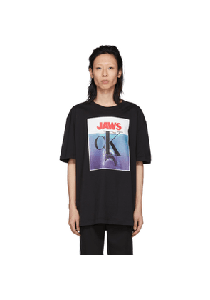 Calvin Klein 205W39NYC Black Jaws T-Shirt