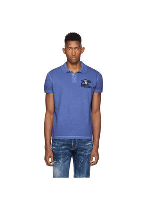 Dsquared2 Blue Over Classic Polo