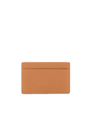 Common Projects Cardholder in Brown - Black. Size all.