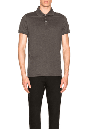Saint Laurent Polo in Grey - Gray. Size XL (also in ).