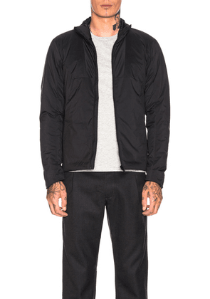 Arc'teryx Veilance Mionn Is Jacket in Black - Black. Size L (also in XL).