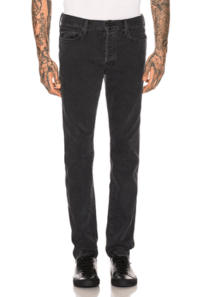 MOTHER The Neat Jean in The Soul Taker - Black. Size 29 (also in 30,32,33,34).