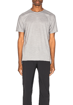 Arc'teryx Veilance Cevian Shirt in Stone Heather - Gray. Size L (also in S).