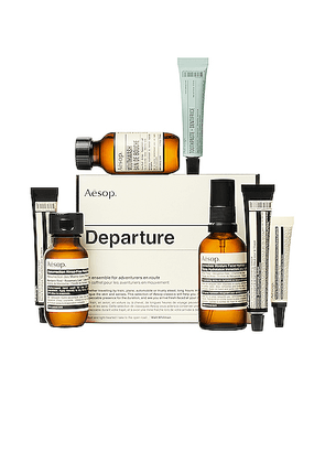 Aesop Departure Travel Kit in N/A. Size all.
