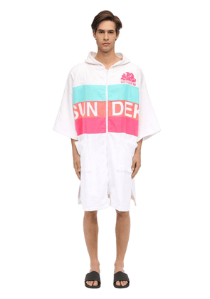 Ryu Hooded Cotton Terry Towel