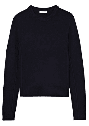 Chloé - Iconic Cashmere Sweater - Navy