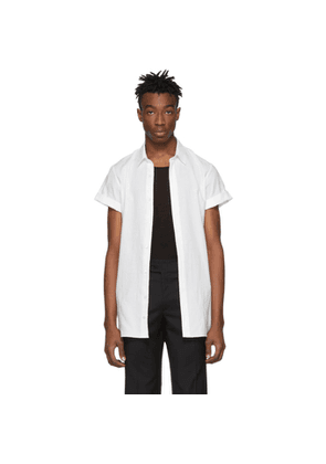 Ann Demeulemeester Off-White Joan Shirt