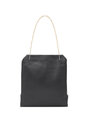 Lunch Small leather shoulder bag