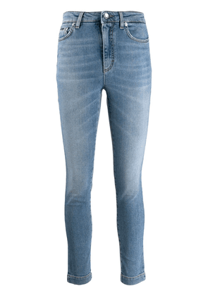 Dolce & Gabbana classic skinny-fit jeans - Blue