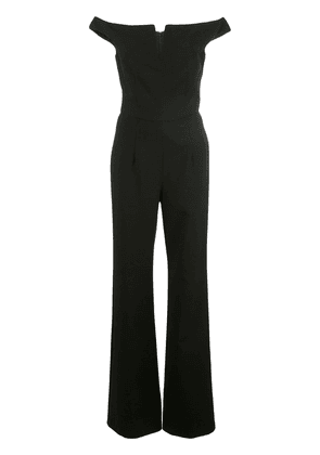 Black Halo all in one evening jumpsuit