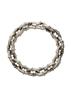 The Great Frog Lockdown bracelet - Silver
