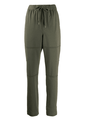 Brunello Cucinelli tapered trousers - Green