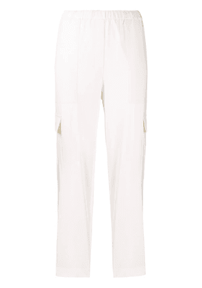 Theory multi-pocket trousers - Neutrals