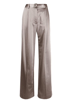 Sies Marjan high waisted tailored trousers - Grey