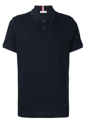 Moncler polo shirt - Blue
