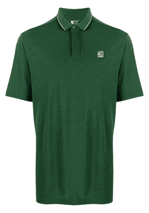 Z Zegna short-sleeve polo shirt - Green