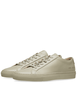 Woman by Common Projects Original Achilles Low Taupe