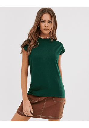 Brave Soul sinisa t-shirt in forest green