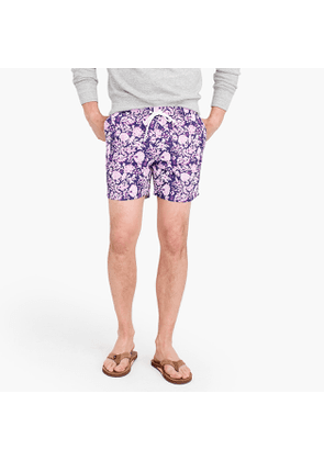 SZ Blockprints™ for J.Crew 6' swim trunk