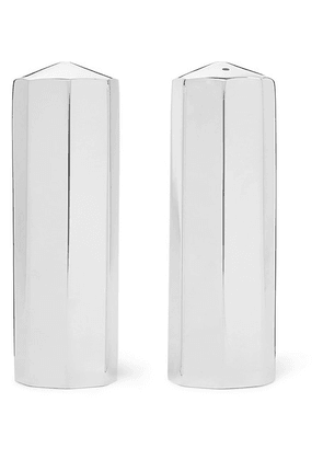 The Wolseley Collection - Silver-plated Cruet Set - Silver