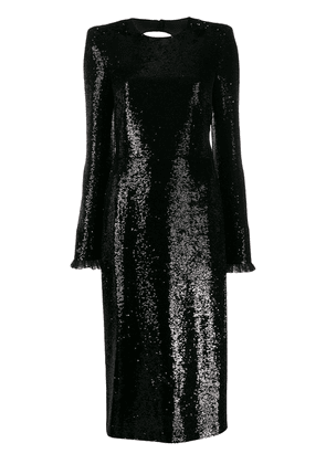 Philosophy Di Lorenzo Serafini sequin embellished dress - Black