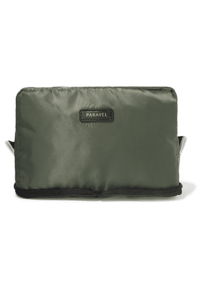 Paravel - Fold-up Shell Pouch - Army green