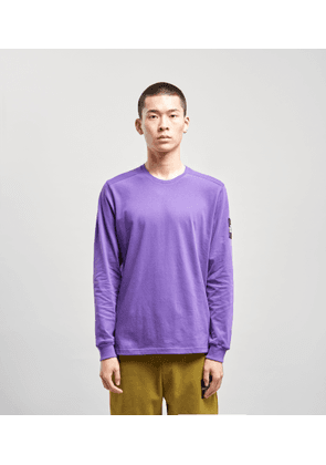 The North Face Fine 2 Long Sleeved T-Shirt, Purple