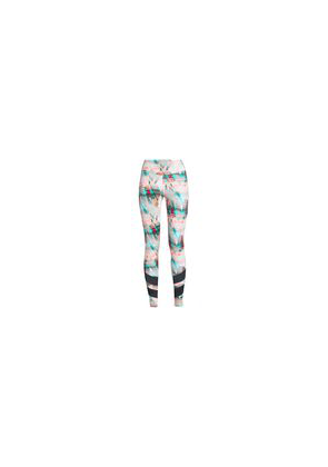 Bodyism Printed Stretch Leggings Woman Multicolor Size S