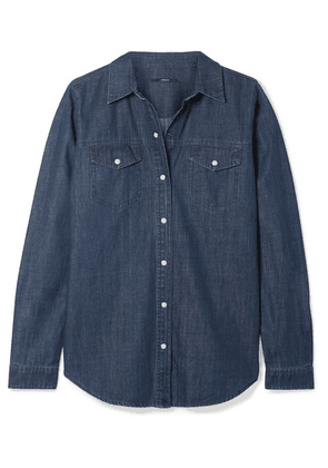 J Brand - Perfect Denim Shirt - Dark denim