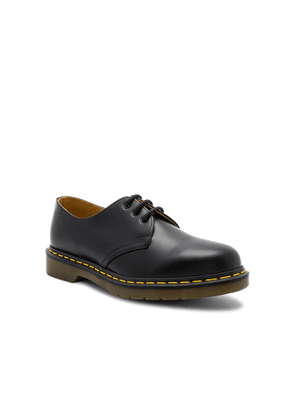 Dr. Martens 1461 3 Eye Gibson in Black - Black. Size 10 (also in ).