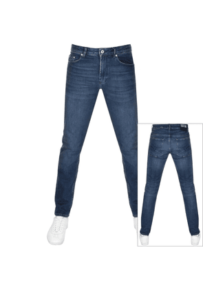 Versace Jeans Couture Regular Fit Jeans Blue