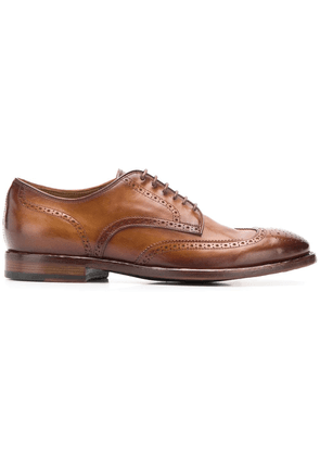 Officine Creative Emory derby shoes - Brown