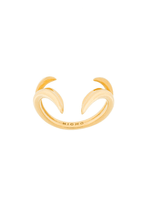 Niomo Sago ring - Metallic