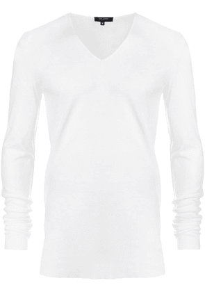 UNCONDITIONAL long sleeve T-shirt - White