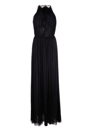 Jason Wu Collection ribbed evening dress - Black
