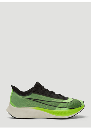 Nike Zoom Fly 3 Running Sneakers in Green size US - 06