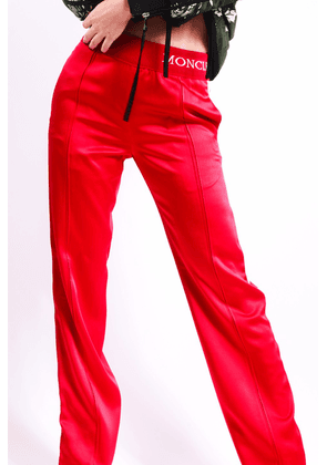 Moncler Trousers in Red