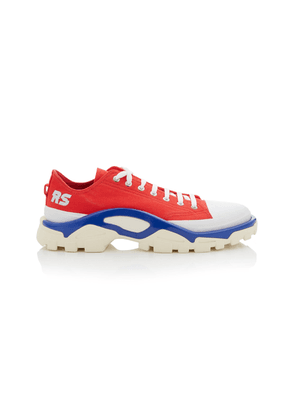 adidas by Raf Simons RS Detroit Low-Top Canvas Sneakers