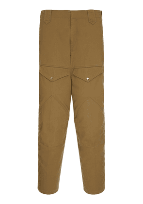 Givenchy Cotton-Twill Slim-Fit Cargo Pants