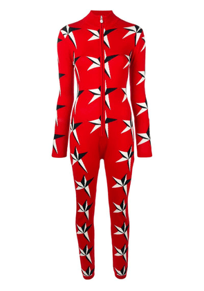 Perfect Moment Star II jumpsuit - Red