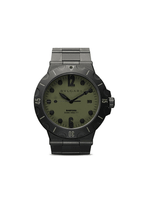 Bamford Watch Department Bamford Customised Bulgari Diagono Pro/Scuba